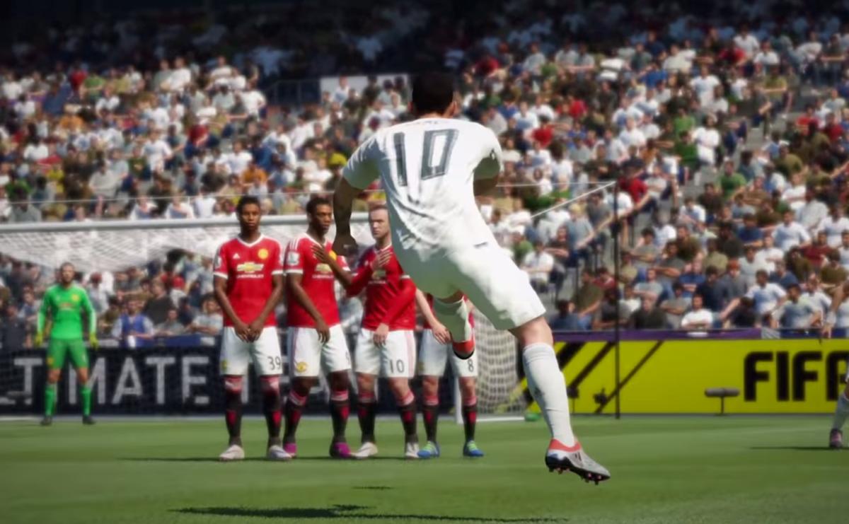 """Dit is de allerslechtste speler in FIFA 17: """"Als ik durf, stel ik mezelf op"""""""
