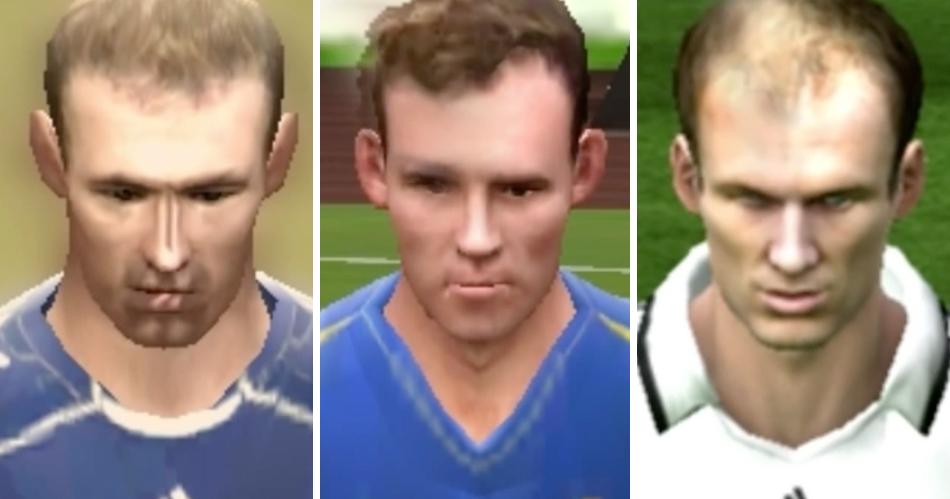 Dit is Robben's bizarre transformatie van FIFA 04 naar FIFA 17