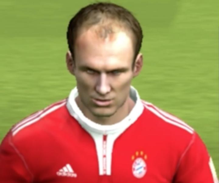 Robben FIFA 10