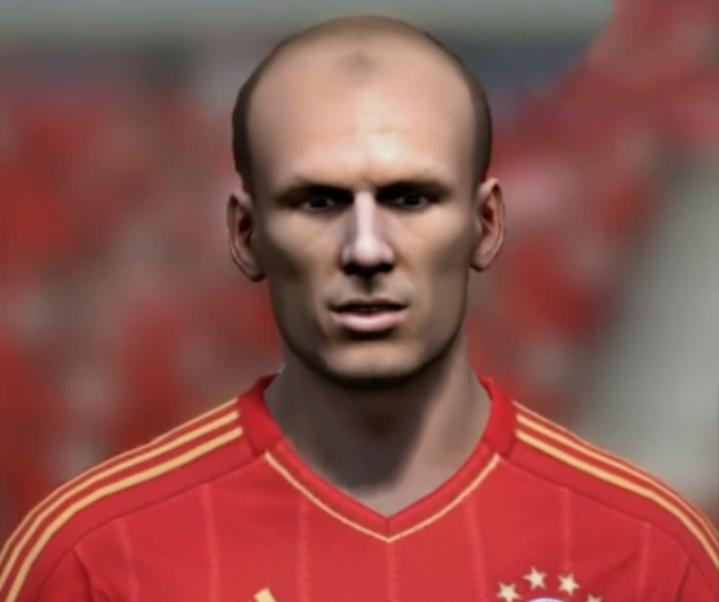 Robben FIFA 12