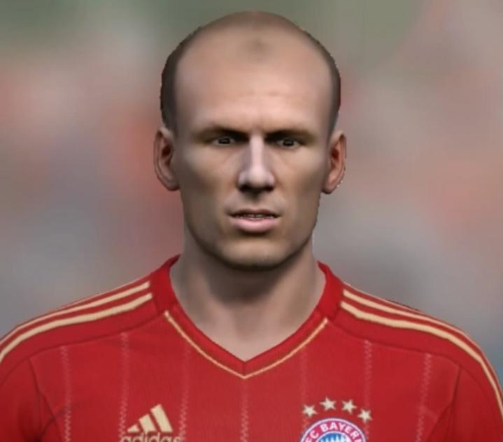 Robben FIFA 13
