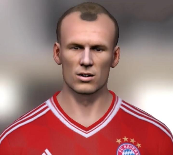 Robben FIFA 14