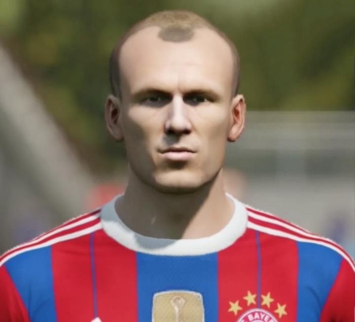 Robben FIFA 15
