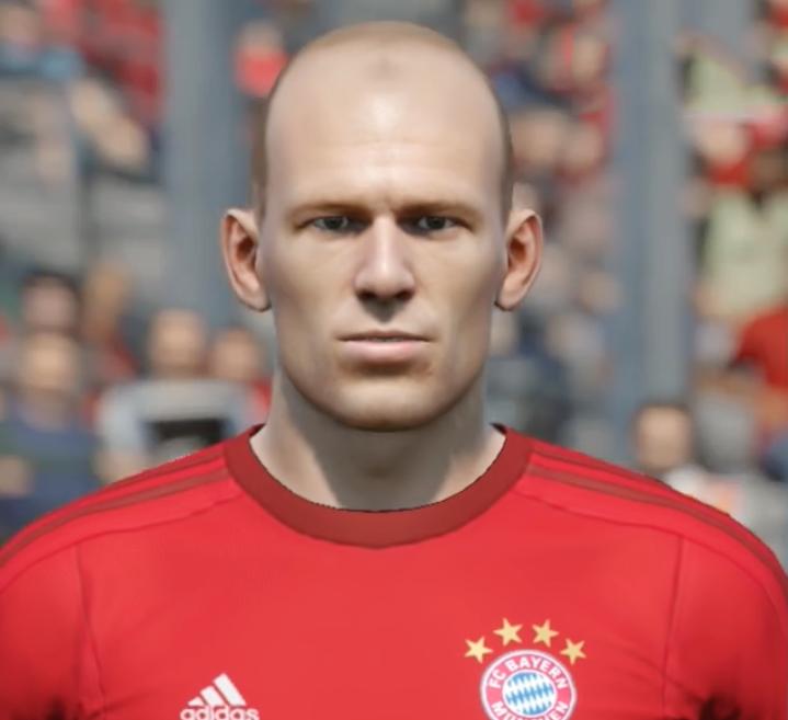 Robben FIFA 16