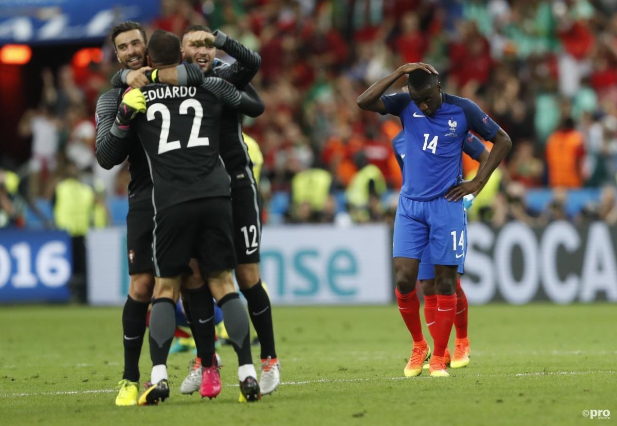 Frankrijk geen Europees kampioen