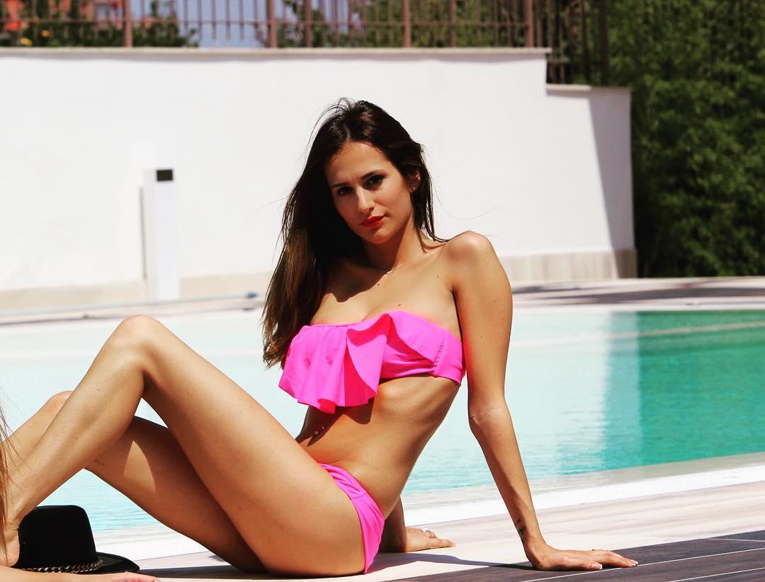 Jessica Melena vrouw Ciro Immobile