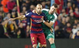 Oeps: pikant triootje Spaanse spelers lekt uit