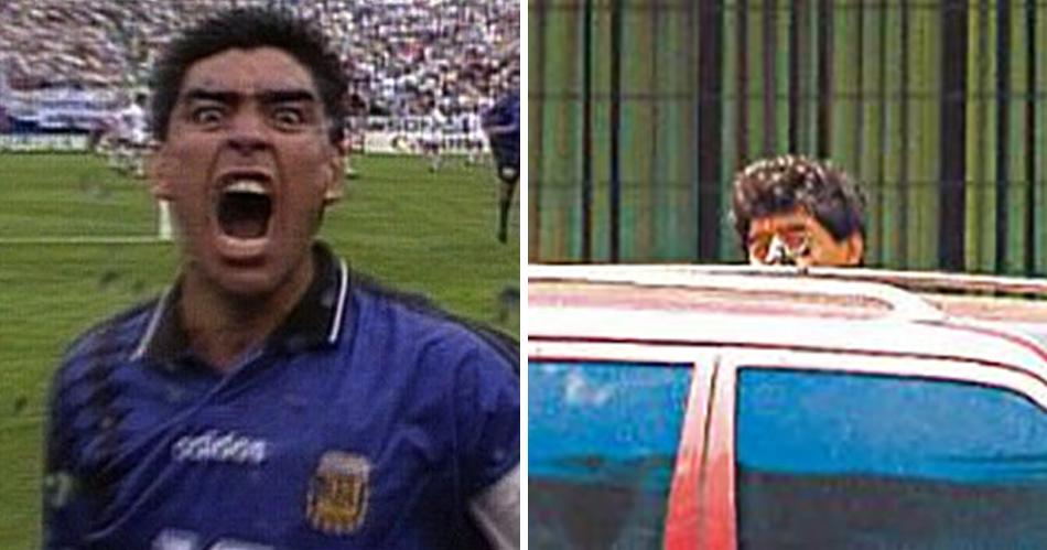 De 11 keren dat Maradona zich gedroeg als een totale idioot