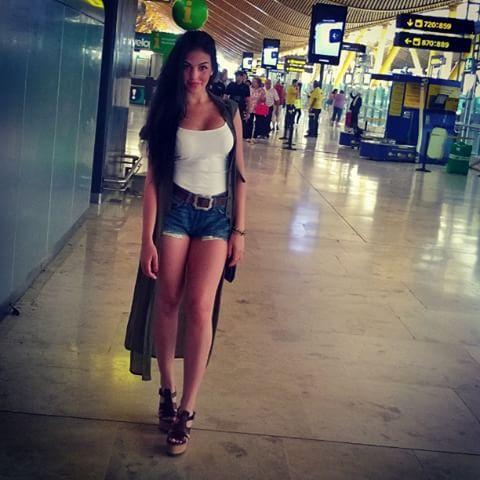 Georgina Rodriguez vriendin Cristiano Ronaldo