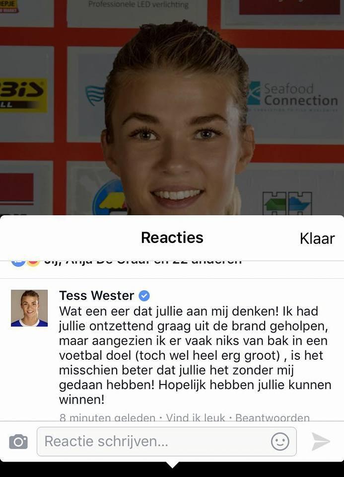 IJsselmeervogels willen handbal-beauty op goal