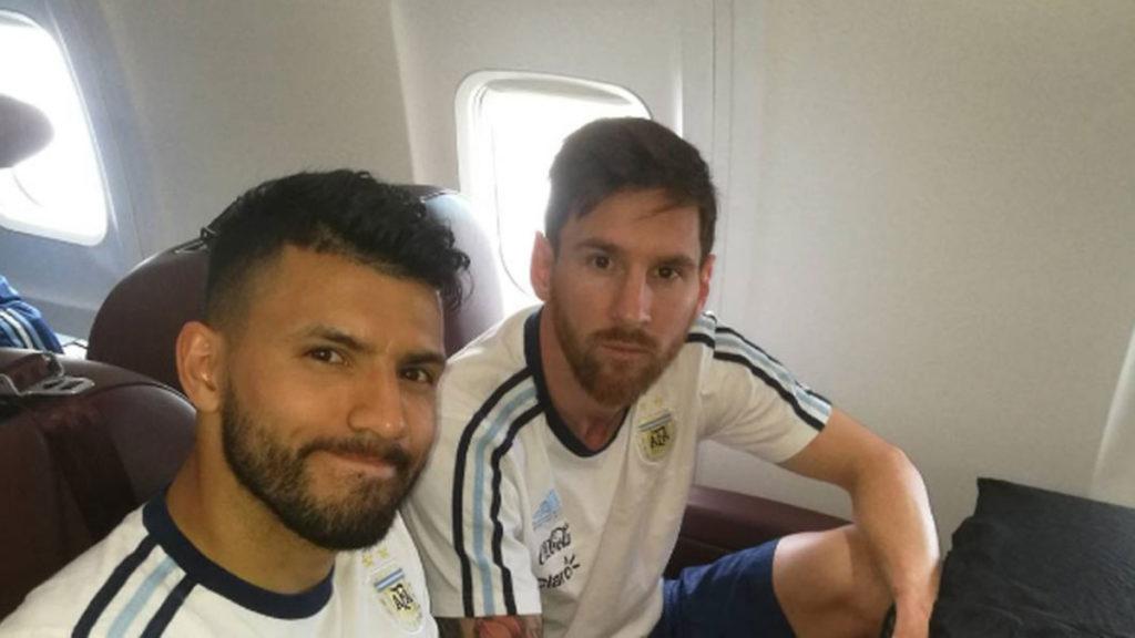 Gecrashte vliegtuig vervoerde ook Messi & co