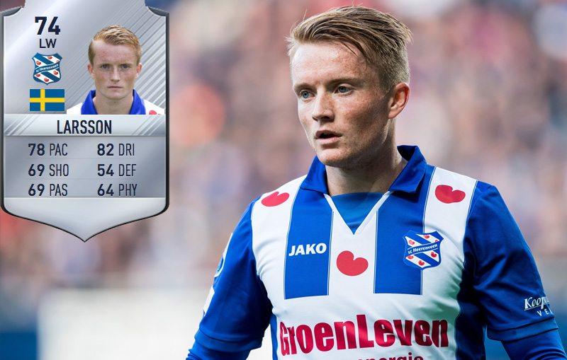 Larsson FIFA 17