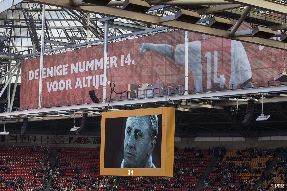 Nederland krijgt johan cruijff stadion goals and glamour for Kebabzaak amsterdam