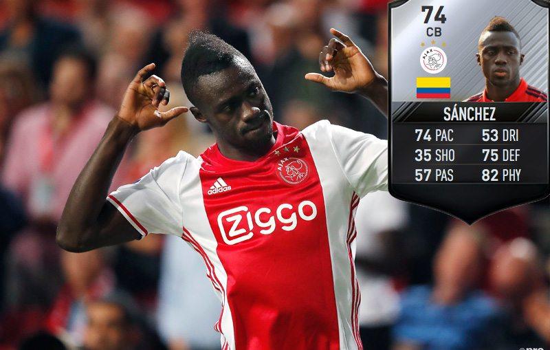 Davinson Sanchez FIFA 17