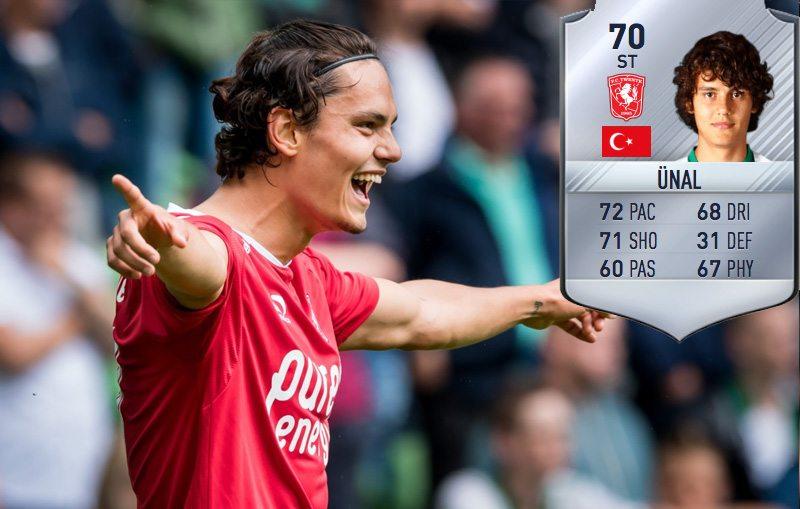 Enes Unal FIFA 17