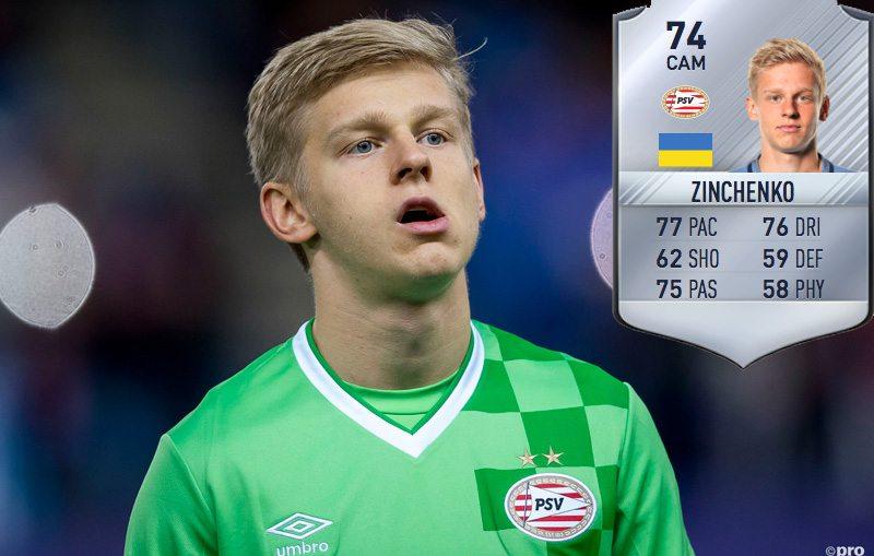 Zinchenko FIFA 17