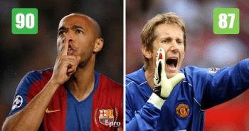 Bizar! Dit waren 10 jaar geleden de beste spelers in FIFA