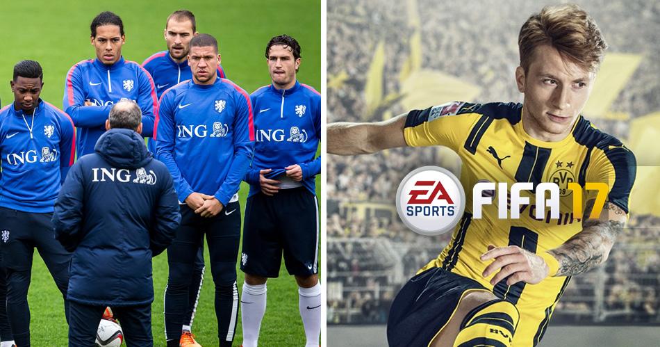 Deze Nederlandse uitblinker krijgt een upgrade in FIFA 17
