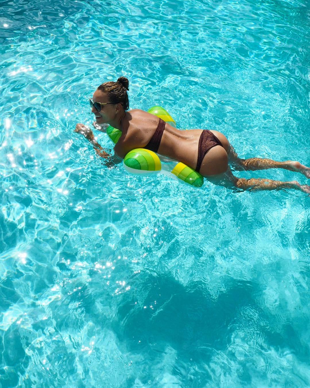 Escha Voetbal Inside bikini