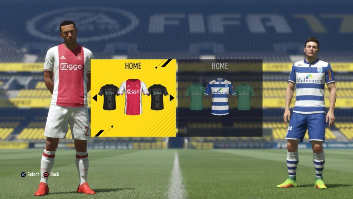 Dit geniale detail in FIFA was je nog nooit opgevallen