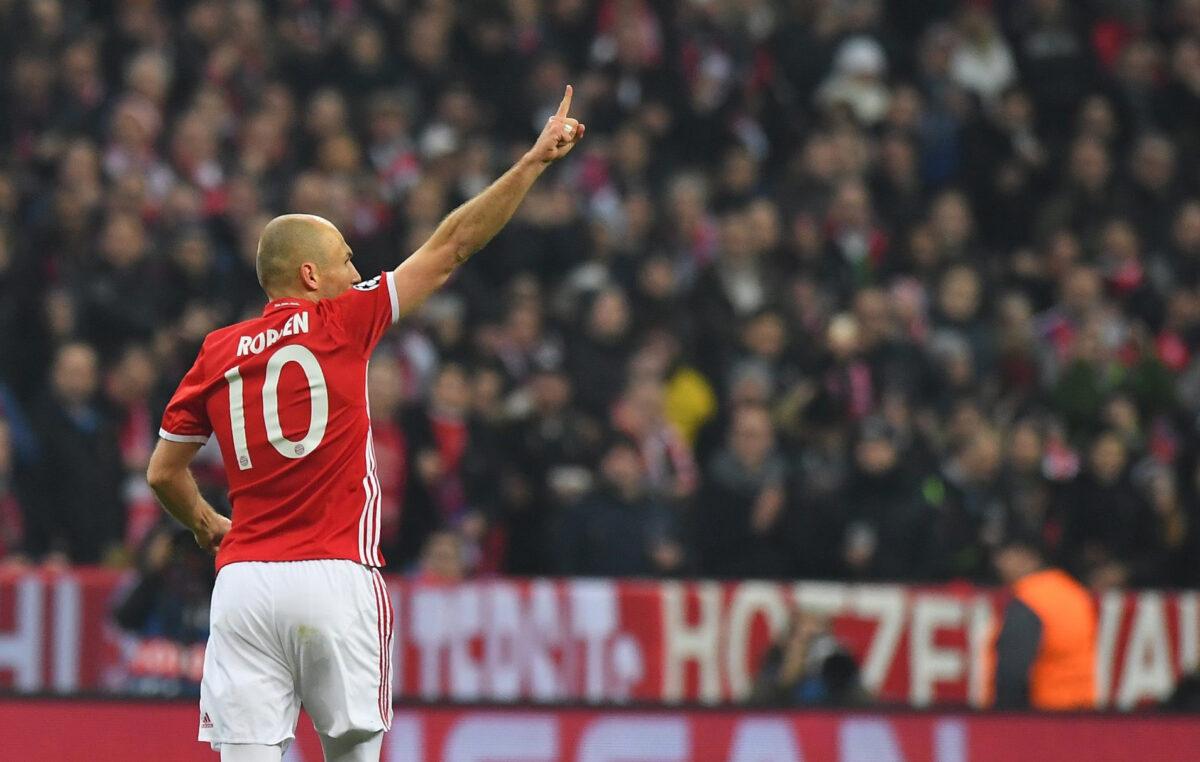 In deze FIFA was Robben voor het laatst niet de beste Nederlander