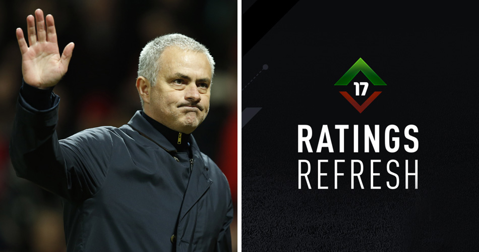 Spelers van United en Leicester zien FIFA 17-rating zakken
