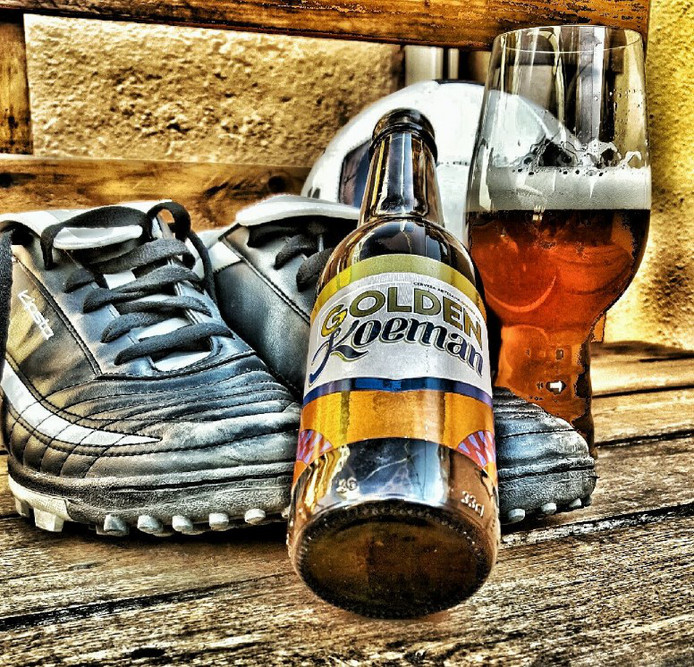 Golden Koeman bier