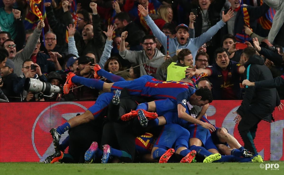 Twee Barca-spelers krijgen heerlijke FIFA-kaart na superstunt