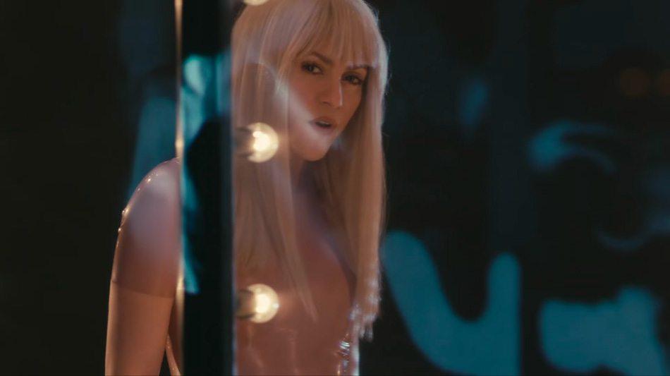 Pikant filmpje Shakira