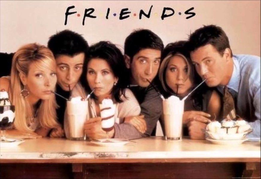 Friends seizoen 1
