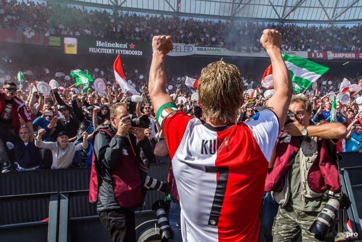 Kuyt vertrekt bij Feyenoord, en hier is waarom