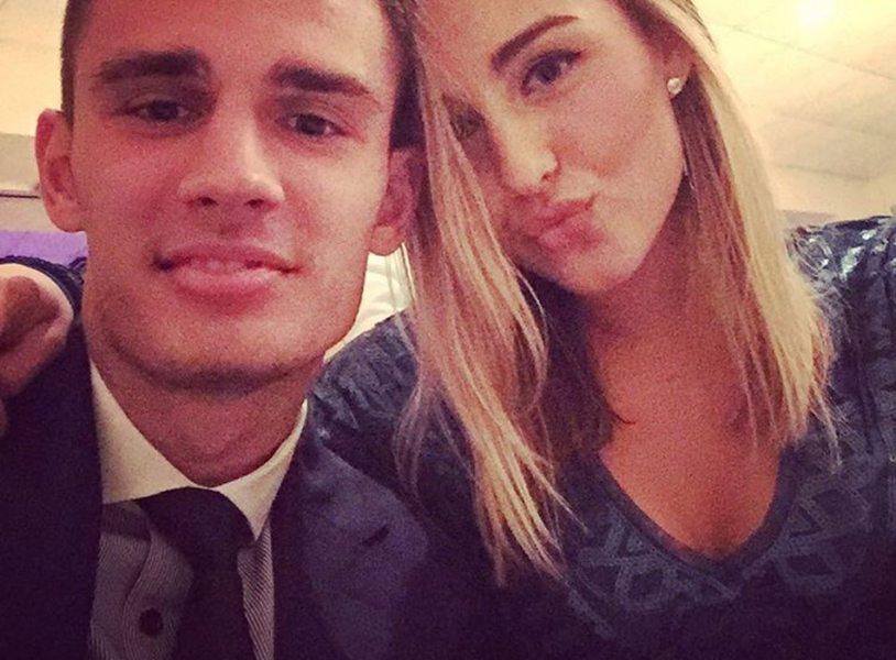 Matt Miazga vriendin