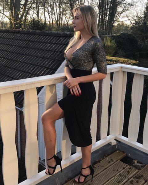 Nicole Reinecke vriendin Nathan