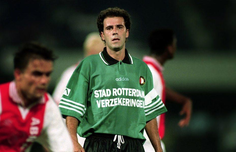 Peter Bosz Feyenoord