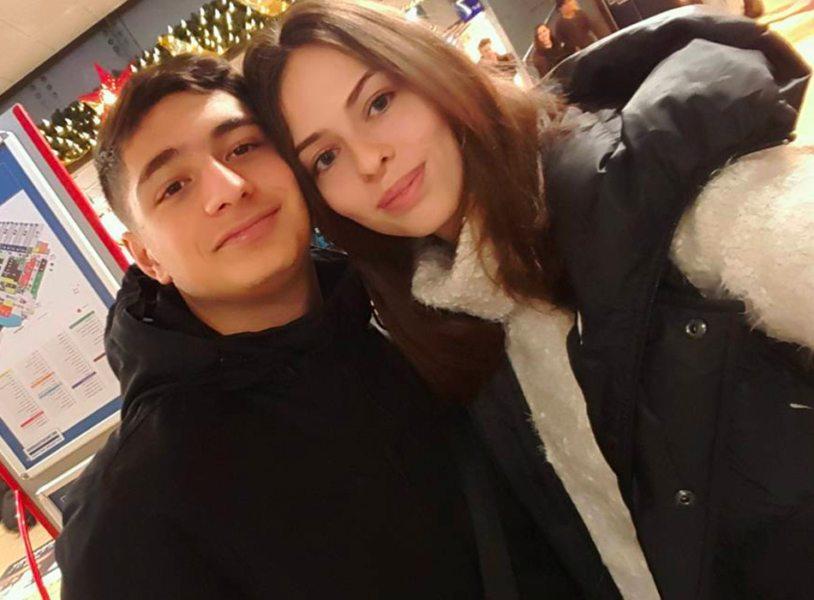 Viktoria Koryan vrouw Arshak Koryan