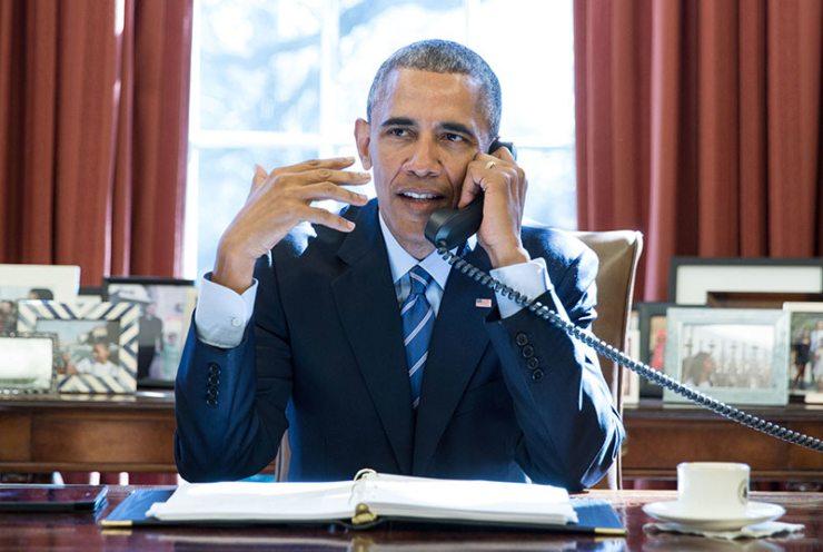 Barack Obama West Ham United