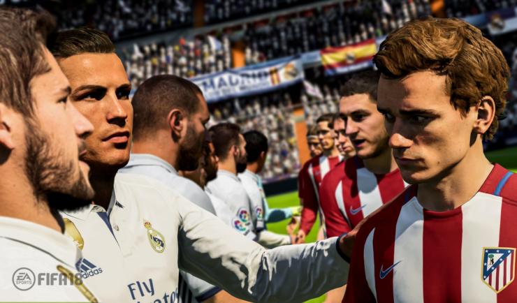'Maar één Nederlander bij 50 beste spelers van FIFA 18'
