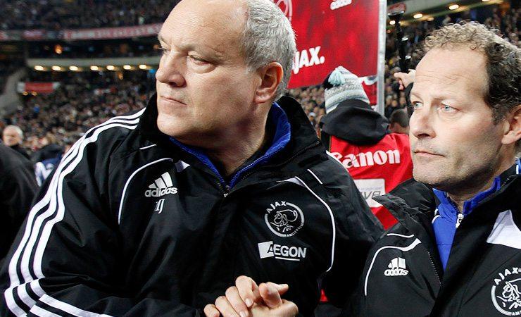 Martin Jol Ajax