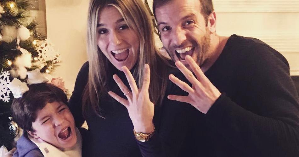Rafael en Estavana verwelkomen dochter