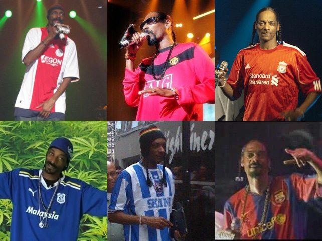 Snoop Dogg voetbalclubs