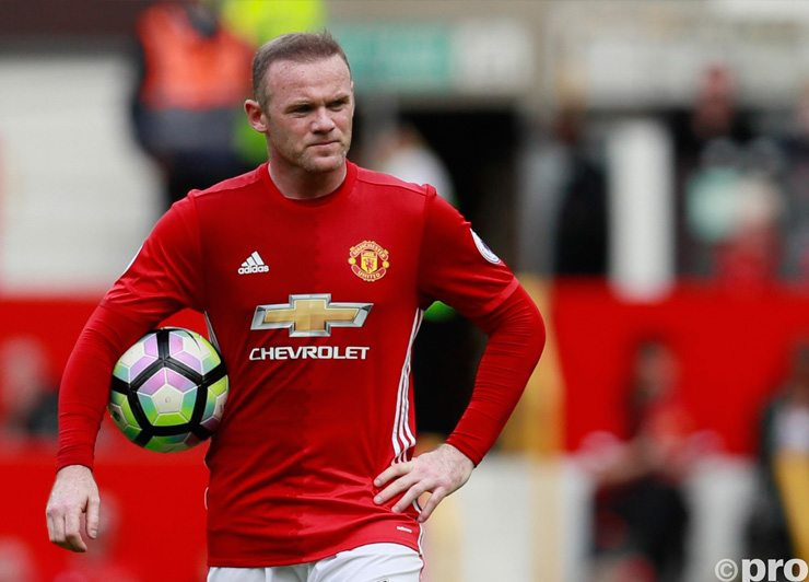 Facebook-account United deelt harde diss uit aan Rooney