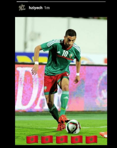 Ziyech Marokko