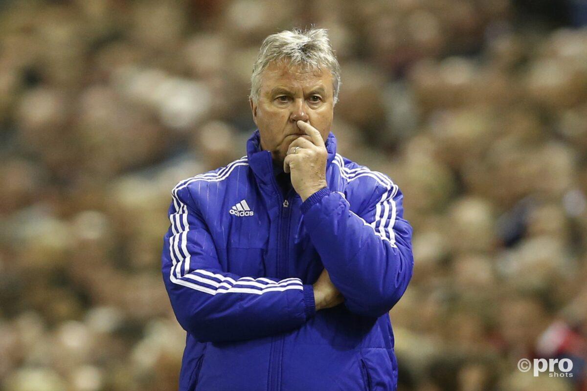 Ook Hiddink support vrouwenteam, maar niet dat van Oranje