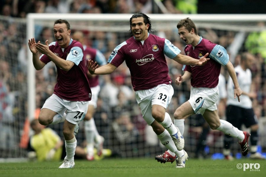 Carlos Tevez West Ham United