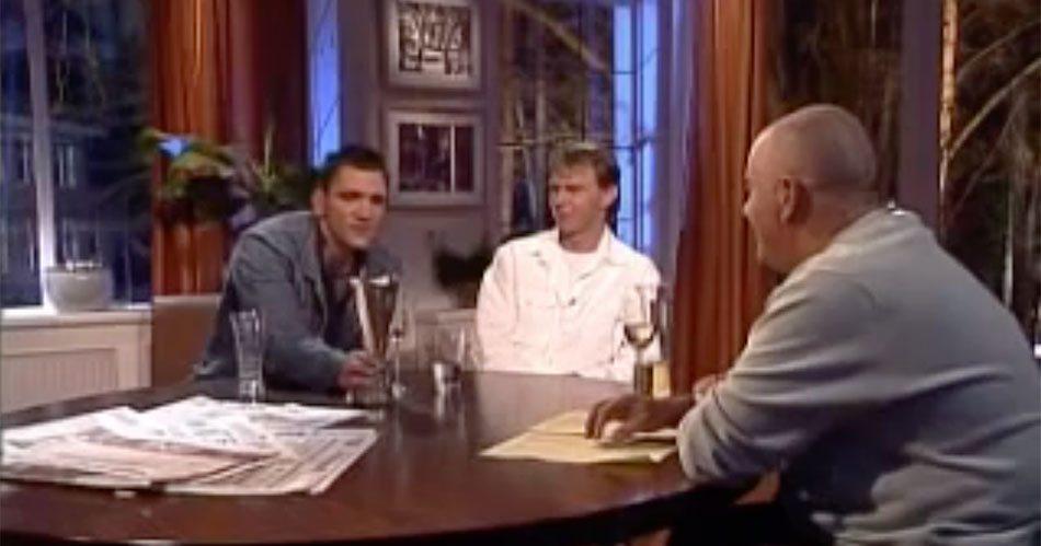 Die keer dat Theo Maassen er met de UEFA Cup van PSV vandoor ging