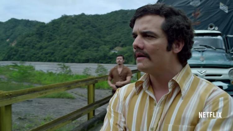 Mooie peptalk van Escobar voor Oranje op Netflix
