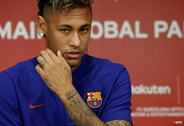 Die keer dat West Ham United Neymar bijna binnen had