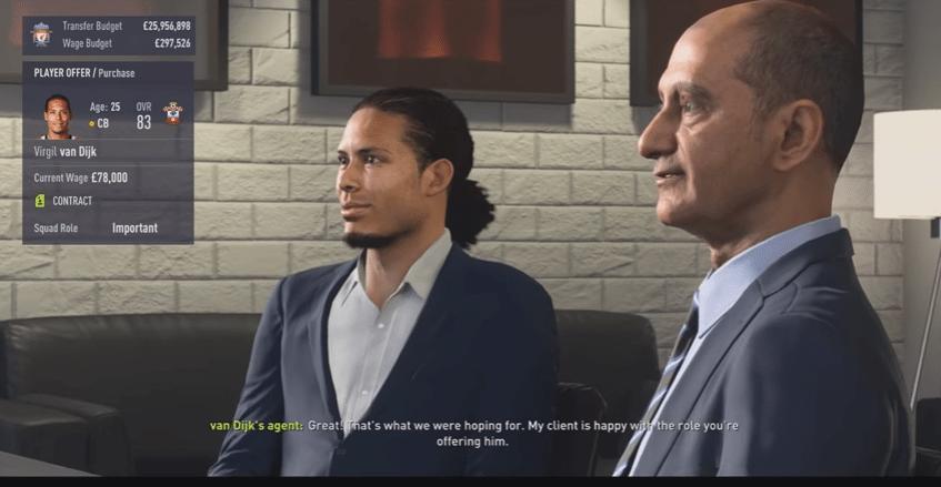 VIDEO: Maak kennis met de carrière modus van FIFA 18