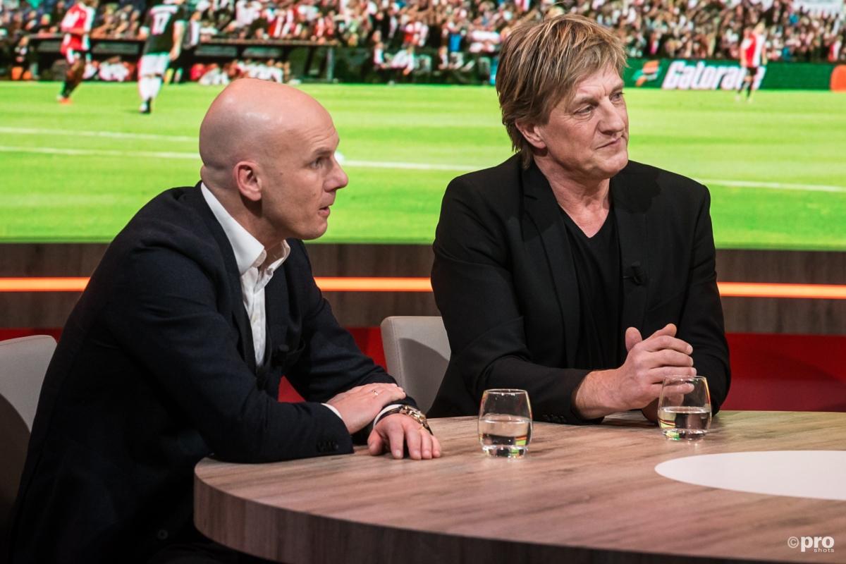 'Van Halst stopt voorlopig met televisie'