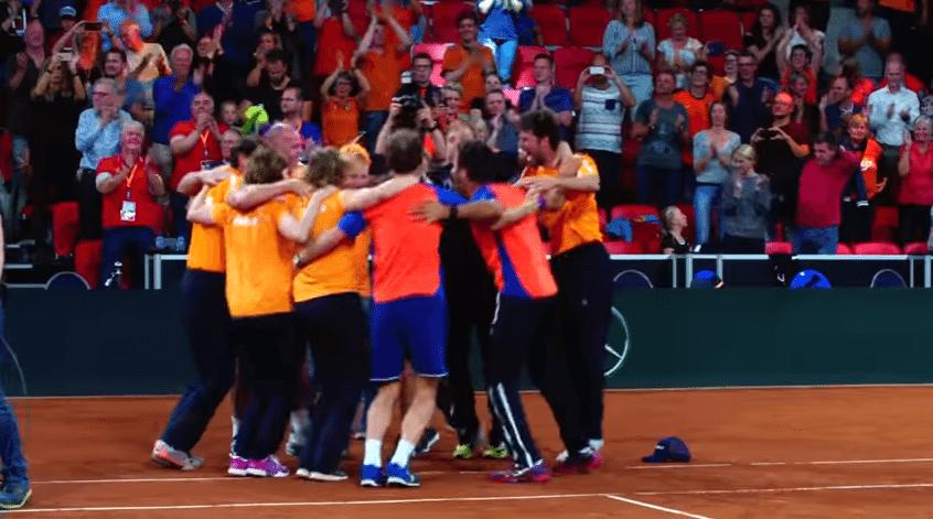 VIDEO: Prachtige terugblik op het Davis Cup weekend